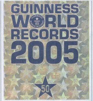 Guinness World Records 2005